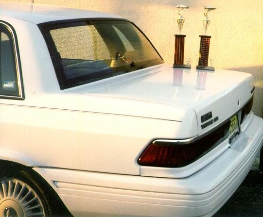 Picture of 1992 Mercury Topaz