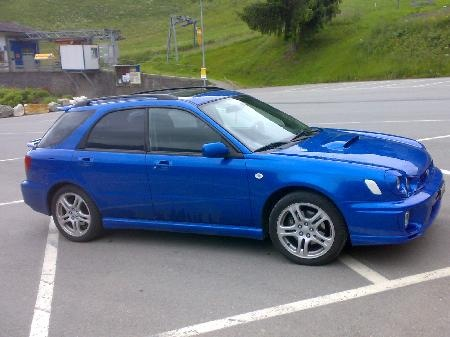 Picture of 2002 Subaru Impreza WRX Wagon