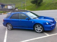 Picture of 2002 Subaru Impreza WRX Wagon, exterior