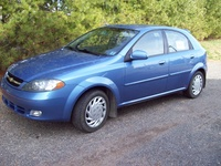 2004 Chevrolet Optra Picture Gallery