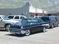 1957 Chevrolet Bel Air picture, exterior