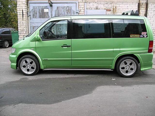2002 Mercedes-Benz Vito - Pictures - CarGurus