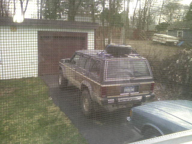 Picture of 1989 Jeep Wagoneer