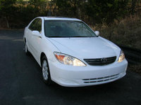 2002 Toyota Camry Picture Gallery
