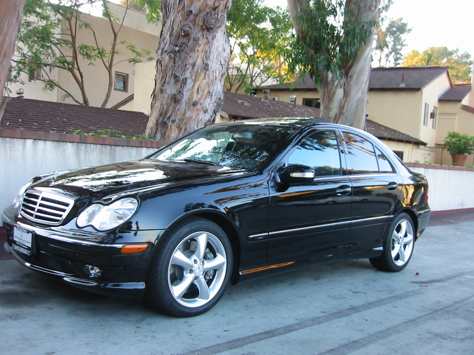 2005 mercedes benz c230 kompressor supercharged for Mercedes benz c350 supercharger
