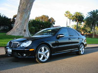 Picture of 2005 Mercedes-Benz C-Class C 230 Kompressor Supercharged Sedan, exterior, gallery_worthy