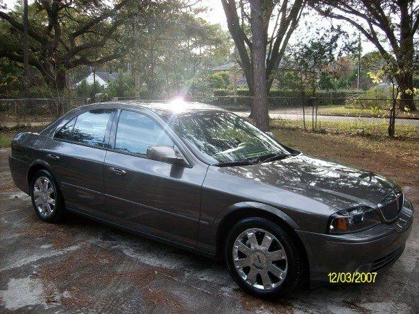 2003 Lincoln LS V8 Premium Sport picture, exterior