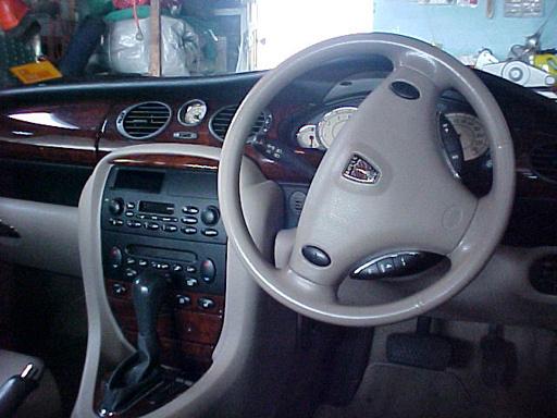 2001 Rover 75 - Interior Pictures - CarGurus