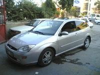 2002 Ford Focus, 2000 Ford Focus SVT 3 K Sport Trend , exterior