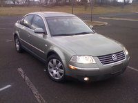 Picture of 2002 Volkswagen Passat GLX, exterior