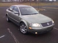2002 Volkswagen Passat GLX picture, exterior
