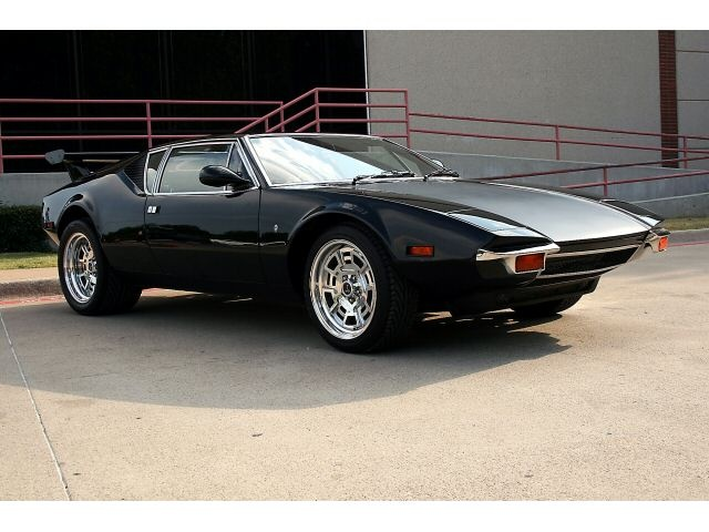 Picture of 1972 De Tomaso Pantera