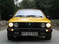 1981 Alfa Romeo Sprint Overview