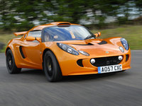 2007 Lotus Exige Picture Gallery