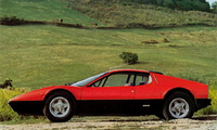 1973 Ferrari Berlinetta Boxer Overview