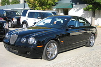 2004 Jaguar S-Type 4.2 picture, exterior