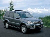 Picture of 2004 Toyota Land Cruiser Prado, exterior, gallery_worthy