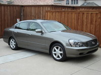 Picture of 2004 INFINITI Q45 4 Dr STD Sedan, exterior