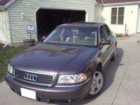 Picture of 2000 Audi A8 quattro AWD, exterior, gallery_worthy