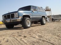 Picture of 1983 GMC Jimmy, exterior, gallery_worthy