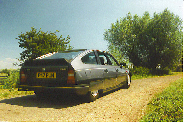 Picture of 1989 Citroen CX, exterior, gallery_worthy
