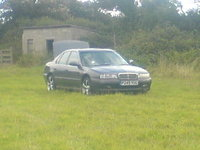 1997 Rover 620 Overview