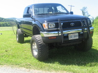 1996 Toyota Tacoma 2 Dr STD 4WD Extended Cab SB picture, exterior