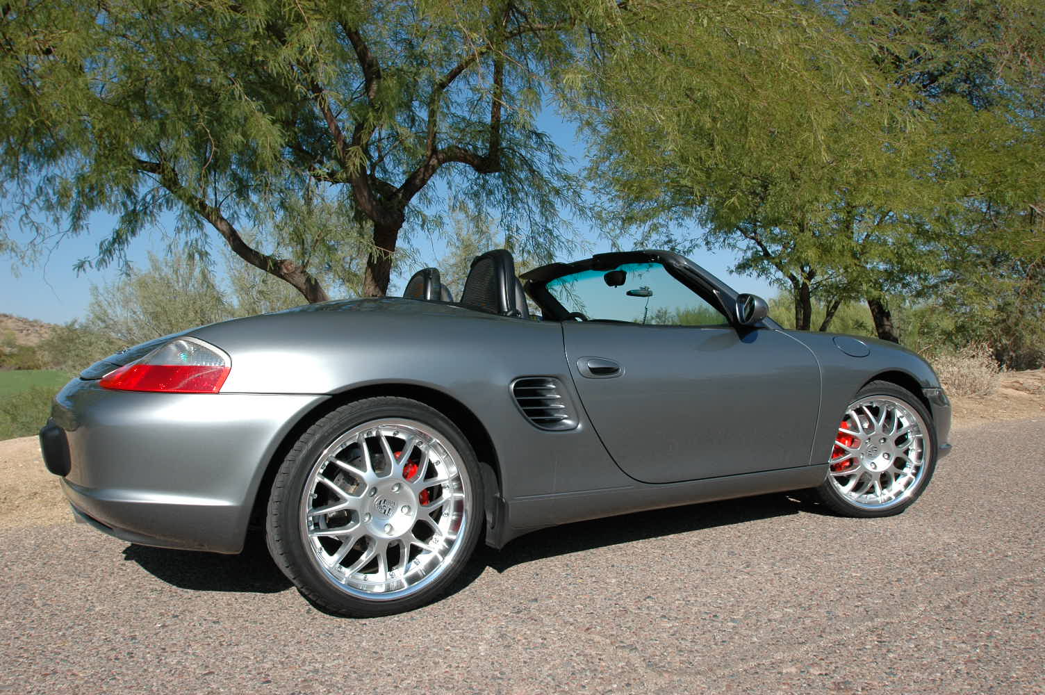 2000 Porsche Boxster Base picture