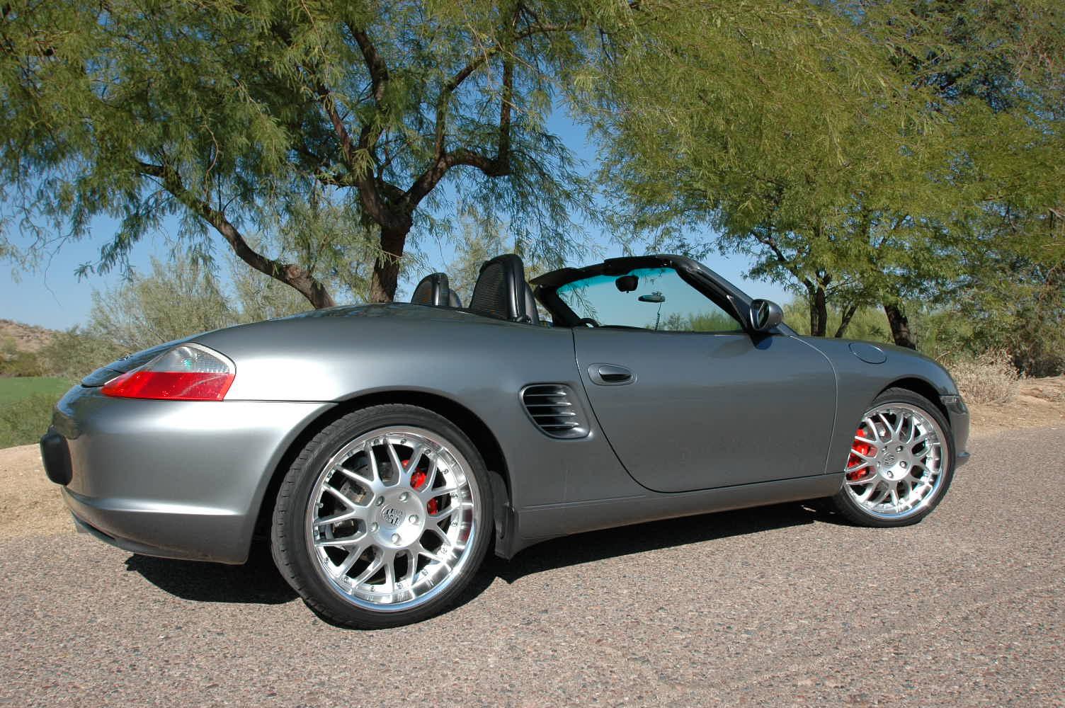 Picture of 2000 Porsche Boxster Base, exterior
