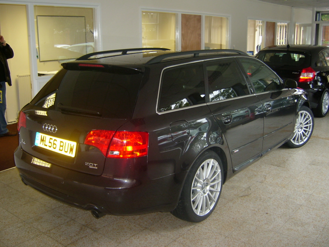 2006 audi a4 avant viewing gallery