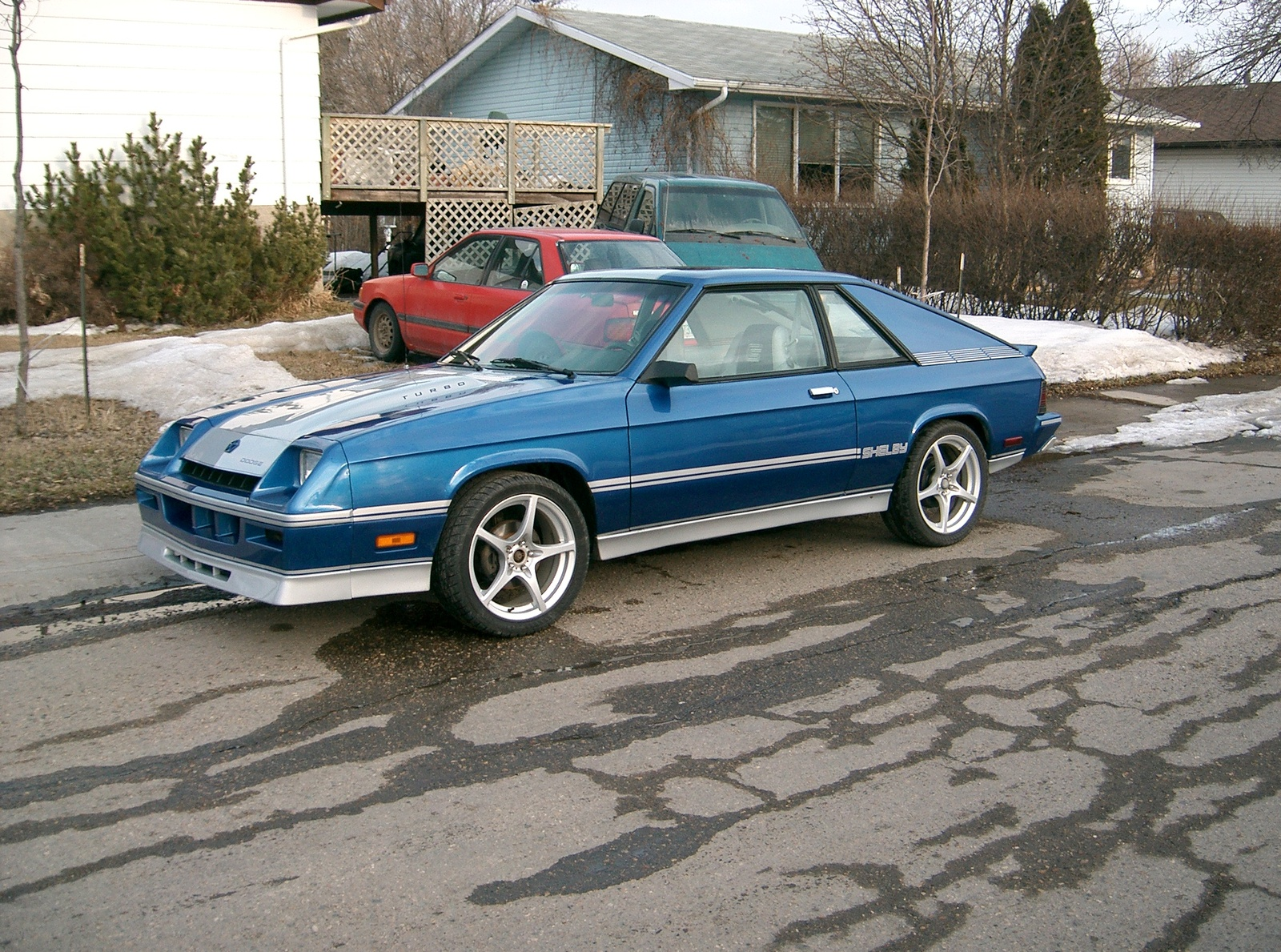 1985 Dodge Charger Pictures Cargurus