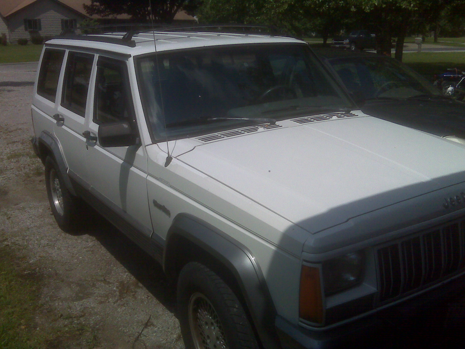 1993 Jeep Cherokee 4 Dr Country SUV picture, exterior