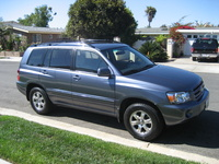 2005 Toyota Highlander Picture Gallery