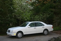 1998 Mercedes-Benz E-Class E320, 1998 Mercedes-Benz E320 Mercedes-Benz E320 Luxury Sedan picture, exterior