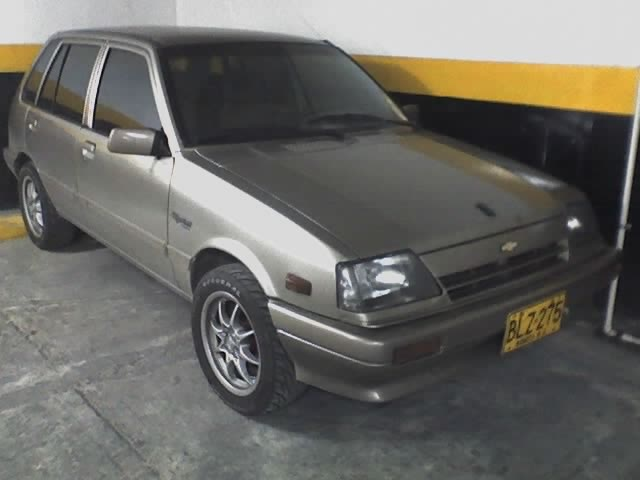 Picture of 1991 Chevrolet Sprint