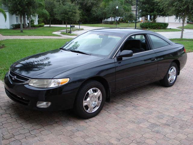 Picture of 1999 Toyota Camry Solara 2 Dr SE Coupe