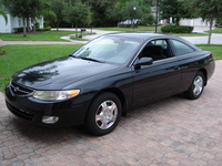 1999 Toyota Camry Solara Overview
