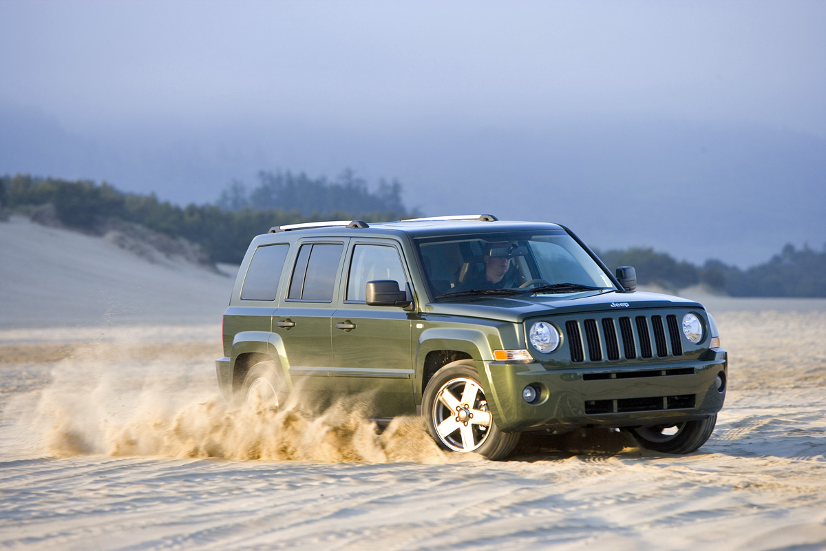 picture of 2008 jeep patriot sport exterior. Black Bedroom Furniture Sets. Home Design Ideas
