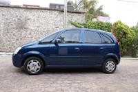 2004 Opel Meriva Overview