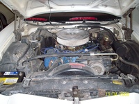 1976 Ford Elite picture, engine