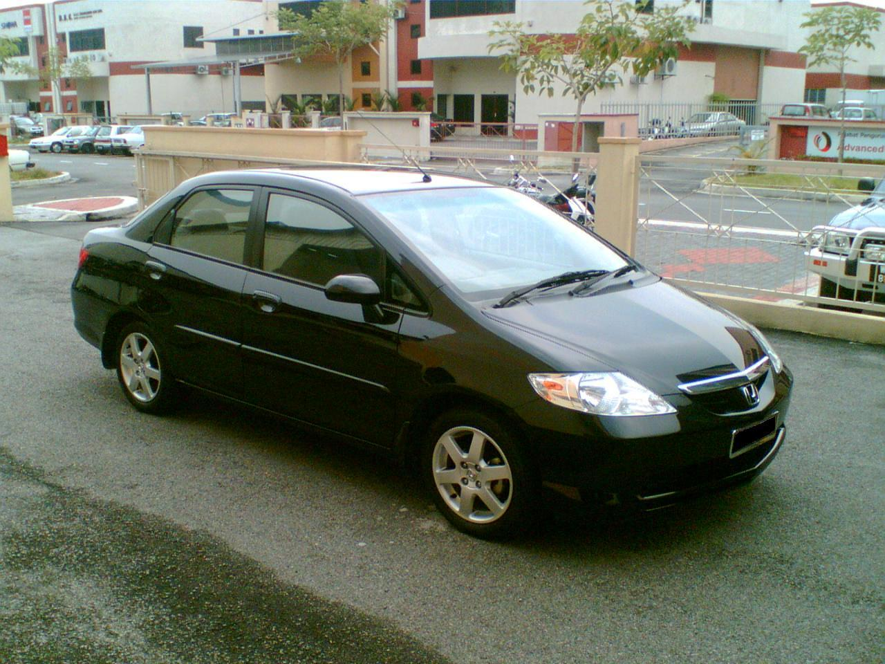 2005 Honda City picture, exterior