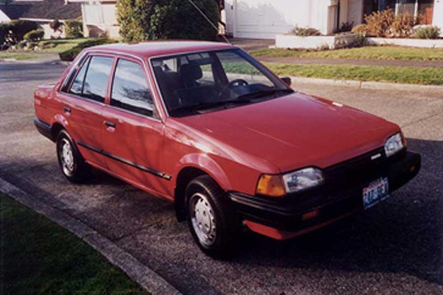 1987 Mazda 323 - Pictures - 1987 Mazda 323 picture - CarGurus
