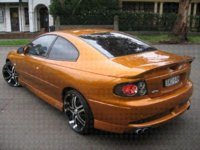 Picture of 2006 HSV GTS, exterior