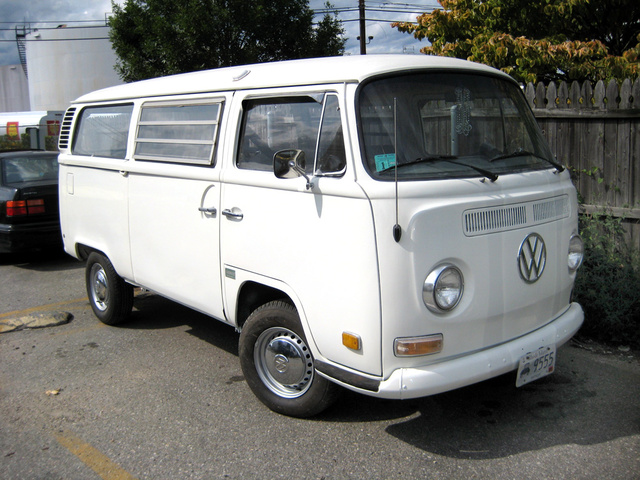 Picture of 1972 Volkswagen Type 2, exterior, gallery_worthy