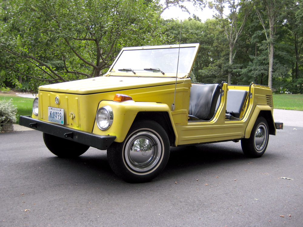 1973 Volkswagen Thing picture, exterior