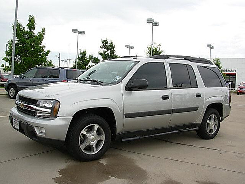 chevrolet trailblazer. 2005 Chevrolet TrailBlazer EXT