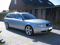 2003 Audi A6 Avant Picture Gallery