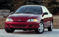 2000 Chevrolet Cavalier Overview