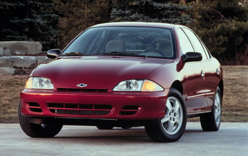 Picture of 2000 Chevrolet Cavalier Base