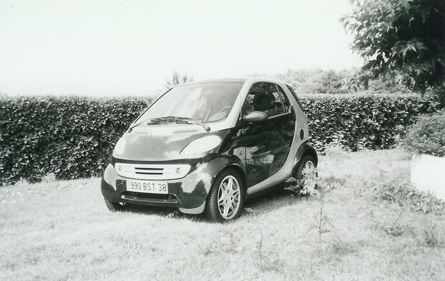 Picture of 1999 smart fortwo, exterior